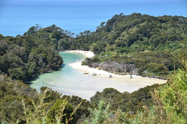 Abel Tasman Nationalpark NZ_Marius
