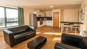 Dorchester House Summer Residence Kitchen _ Lounge